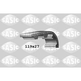 Zahnriemen Breite: 27mm mit OEM-Nummer 1680 600 Q2D