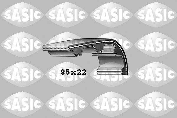 SASIC  1766001 Zahnriemen Breite: 22mm