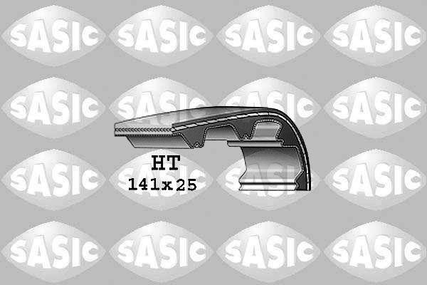 SASIC  1766009 Zahnriemen Breite: 25mm