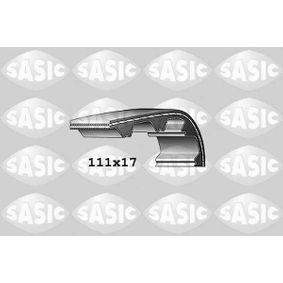 Zahnriemen Breite: 17mm mit OEM-Nummer 96352407