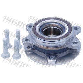 Wheel Bearing Kit with OEM Number 4H0 498 625C