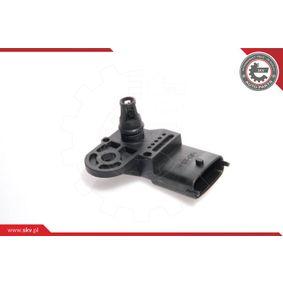 Sensor, intake manifold pressure 17SKV108 PUNTO (188) 1.2 16V 80 MY 2002