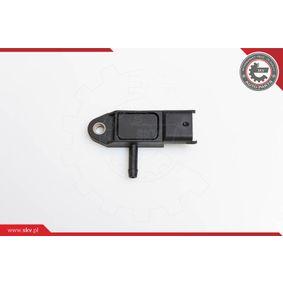 Sensor, Saugrohrdruck 17SKV121 CLIO 2 (BB0/1/2, CB0/1/2) 1.5 dCi Bj 2016