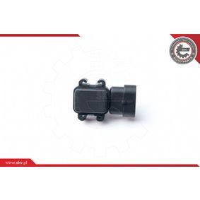 Sensor, Saugrohrdruck 17SKV130 CLIO 2 (BB0/1/2, CB0/1/2) 1.5 dCi Bj 2008