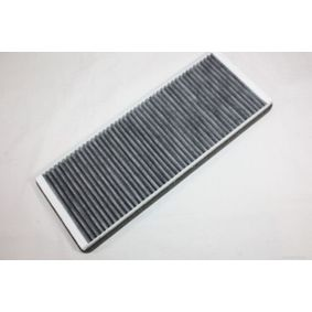 Filter, Innenraumluft Länge: 378mm, Breite: 147mm, Höhe: 27mm mit OEM-Nummer 8A0-819-439