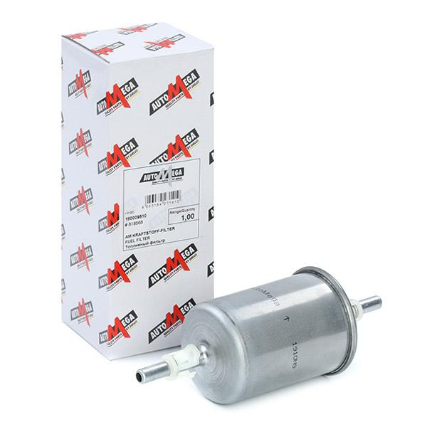 Inline fuel filter AUTOMEGA 180009510 expert knowledge