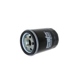 Oil Filter Inner Diameter 2: 62mm, Inner Diameter 2: 62mm, Height: 89mm with OEM Number 1250 507