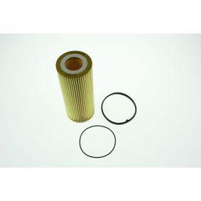 Ölfilter Ø: 63,5mm, Innendurchmesser: 31mm, Innendurchmesser 2: 31mm, Höhe: 155mm mit OEM-Nummer 06E115466