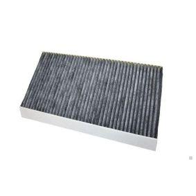 Filter, Innenraumluft Länge: 333mm, Breite: 165mm, Höhe: 31mm mit OEM-Nummer 51805219