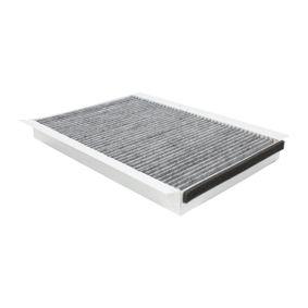 Filter, Innenraumluft Breite: 234mm, Höhe: 35mm mit OEM-Nummer A906 830 0318