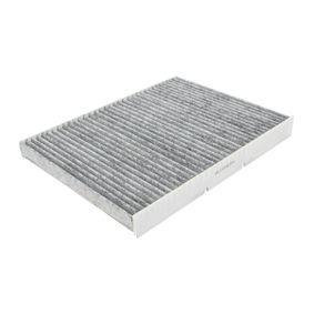 Filter, Innenraumluft mit OEM-Nummer 1H0091800