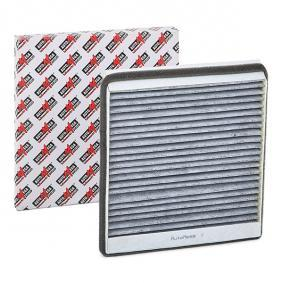 Filtro, aire habitáculo 180051510 XSARA (N1) 1.8 i Aut. ac 2000