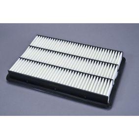 Filtro de aire Long.: 361,0mm, Ancho: 236,0mm, Altura: 52,0mm con OEM número MR404847