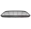 Front grill FORD FIESTA 6 2019 year 9097382 VAN WEZEL Bumper, Chrome / Black, Chrome, Upper section