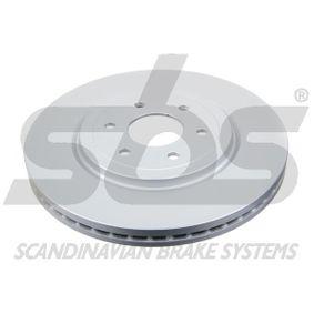 Bremsscheibe Bremsscheibendicke: 28mm, Felge: 6-loch, Ø: 320mm mit OEM-Nummer 40206 5X01A