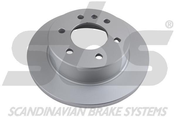Bremsscheiben 18153147122 sbs 18153147122 in Original Qualität