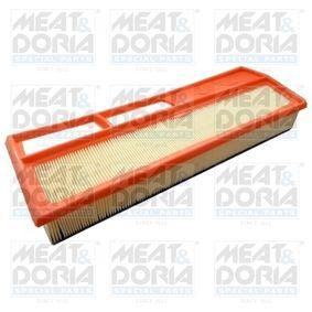 Filtro aria Lunghezza: 374mm, Largh.: 146mm, Alt.: 53mm, Lunghezza: 374mm con OEM Numero 55193849