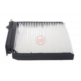 Filter, interior air 1829-IF-PCS-MS Note (E11, NE11) 1.5 dCi MY 2010