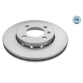Bremsscheibe Bremsscheibendicke: 18mm, Lochanzahl: 4, Ø: 239mm mit OEM-Nummer 6N0.615.301F