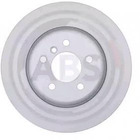 Brake Disc Brake Disc Thickness: 24mm, Rim: 5-Hole, Ø: 345mm with OEM Number 34 20 6 894 382