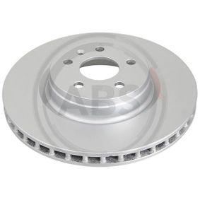Bremsscheibe Bremsscheibendicke: 32mm, Felge: 5-loch, Ø: 355mm mit OEM-Nummer 102509900B