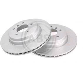 Brake Disc 18523 3 Saloon (E90) 330d 3.0 MY 2011