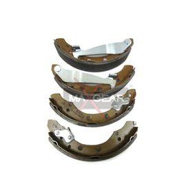 Bremsbackensatz Breite: 40mm mit OEM-Nummer 6Y0 609 525 B