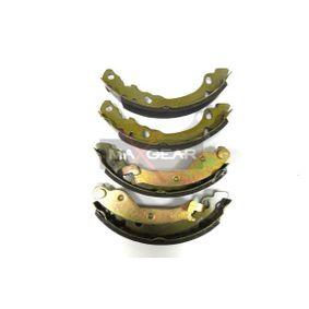 Brake Shoe Set 19-0261 PANDA (169) 1.2 MY 2012