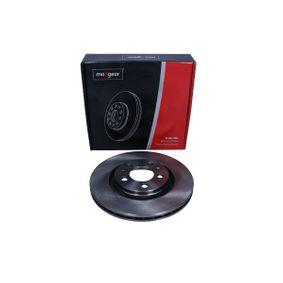 Bremsscheibe Bremsscheibendicke: 22mm, Ø: 280mm mit OEM-Nummer 1J0 615 301M