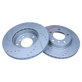 Bremsscheibe Bremsscheibendicke: 22mm, Lochanzahl: 5, Ø: 286mm mit OEM-Nummer 6 864 060