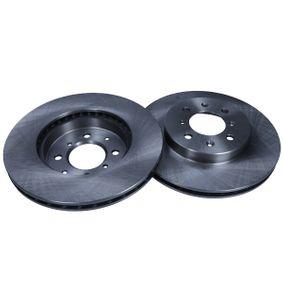 Спирачен диск дебелина на спирачния диск: 21мм, Ø: 262мм с ОЕМ-номер 45251 SK7 A00