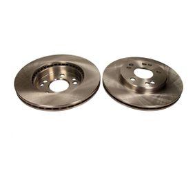 Bremsscheibe Bremsscheibendicke: 22mm, Ø: 284mm mit OEM-Nummer 1244211612
