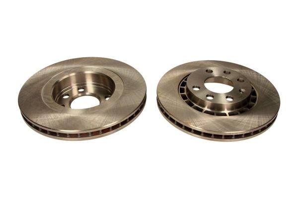 MAXGEAR  19-0743 Bremsscheibe Bremsscheibendicke: 24mm, Lochanzahl: 6, Ø: 256mm