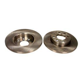 MAXGEAR Disco de travão 19-0744 com códigos OEM 569030