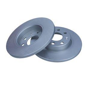 MAXGEAR Disco de travão 19-0744MAX com códigos OEM 569030