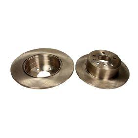 Bremsscheibe Bremsscheibendicke: 10mm, Ø: 286mm mit OEM-Nummer 4839338