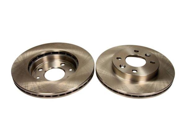 MAXGEAR  19-0747 Bremsscheibe Bremsscheibendicke: 20,1mm, Lochanzahl: 4, Ø: 238mm