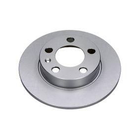 Bremsscheibe Bremsscheibendicke: 9mm, Ø: 230mm mit OEM-Nummer 1J0 615 601 C