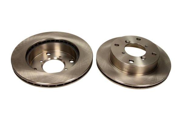 MAXGEAR  19-0750 Bremsscheibe Bremsscheibendicke: 17mm, Lochanzahl: 4, Ø: 231mm