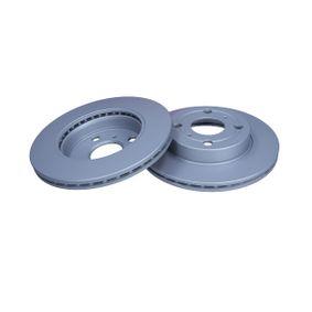 Bremsscheibe Bremsscheibendicke: 18mm, Lochanzahl: 4, Ø: 235mm mit OEM-Nummer 43512-52050