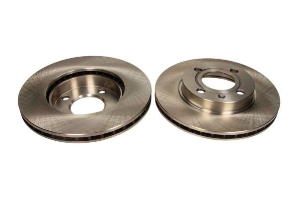 MAXGEAR  19-0752 Bremsscheibe Bremsscheibendicke: 22mm, Lochanzahl: 4, Ø: 256mm