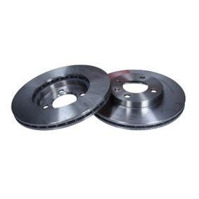 Bremsscheibe Bremsscheibendicke: 20mm, Lochanzahl: 4, Ø: 255,8mm mit OEM-Nummer 6N0 615 301D