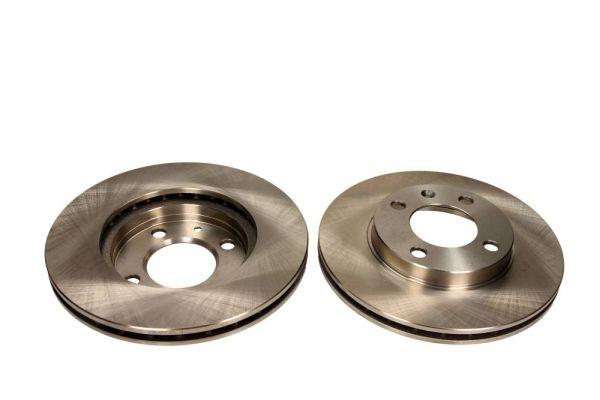 MAXGEAR  19-0755 Bremsscheibe Bremsscheibendicke: 20mm, Lochanzahl: 4, Ø: 239mm