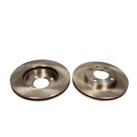Bremsscheibe Bremsscheibendicke: 20mm, Lochanzahl: 4, Ø: 239mm mit OEM-Nummer 3216-15301-A