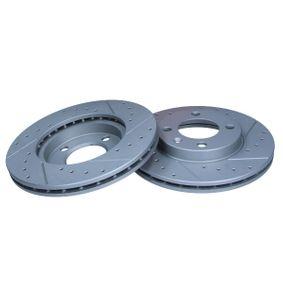 Bremsscheibe Bremsscheibendicke: 20mm, Ø: 239mm mit OEM-Nummer 6N0 615 301G