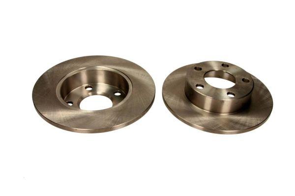 MAXGEAR  19-0756 Bremsscheibe Bremsscheibendicke: 9,9mm, Lochanzahl: 5, Ø: 245mm