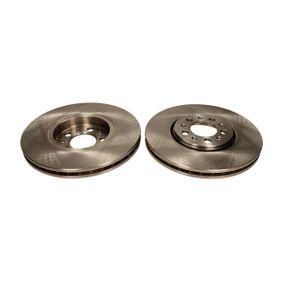 Bremsscheibe Bremsscheibendicke: 25mm, Lochanzahl: 5, Ø: 288mm mit OEM-Nummer 1J0 615 301C