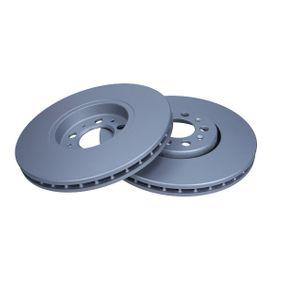 Bremsscheibe Bremsscheibendicke: 25mm, Ø: 287mm mit OEM-Nummer 1J0615301S