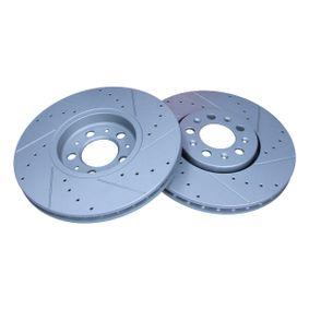 Bremsscheibe Bremsscheibendicke: 25mm, Ø: 287mm mit OEM-Nummer JZW615301D