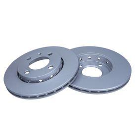 Bremsscheibe Bremsscheibendicke: 18mm, Ø: 239mm mit OEM-Nummer 6N0 615 301 F